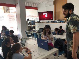 Robótica educativa en Albacete