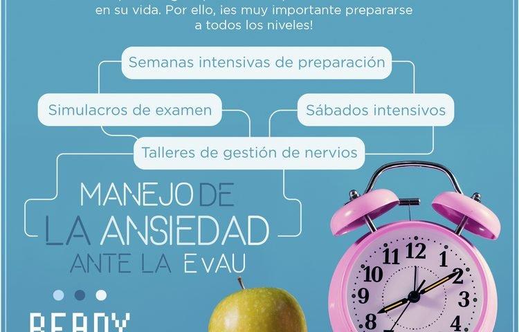 Control de la ansiedad en exámenes | Academia de Albacete