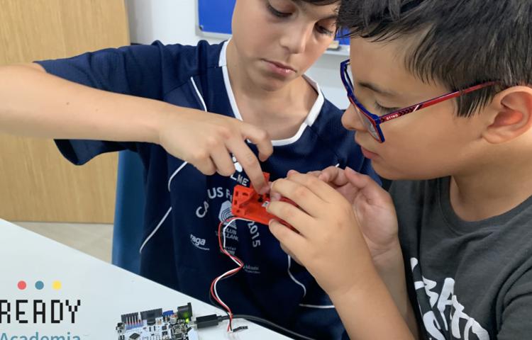 Talleres de robótica educativa en Albacete