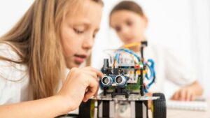 ¿Qué es la robótica educativa?