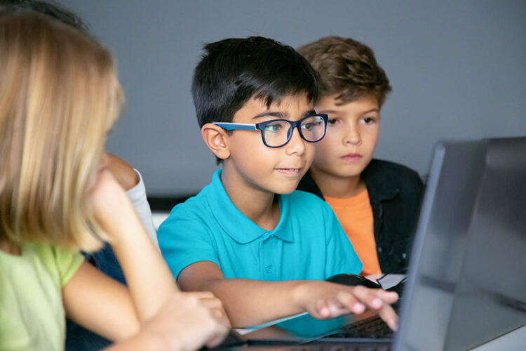 Beneficios programación para niños